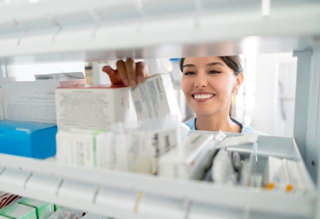 Farmacêutico e Técnico em Farmácia