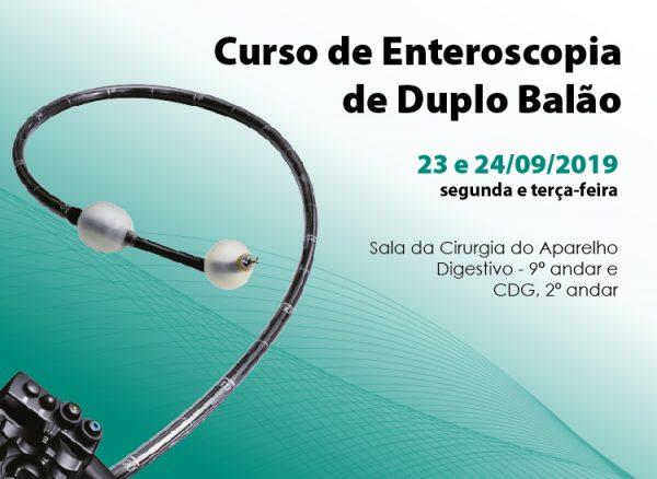 Enteroscopia de duplo balão para endoscopistas