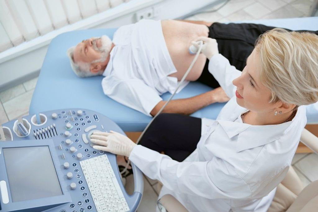 ultrassonografia no Point of Care